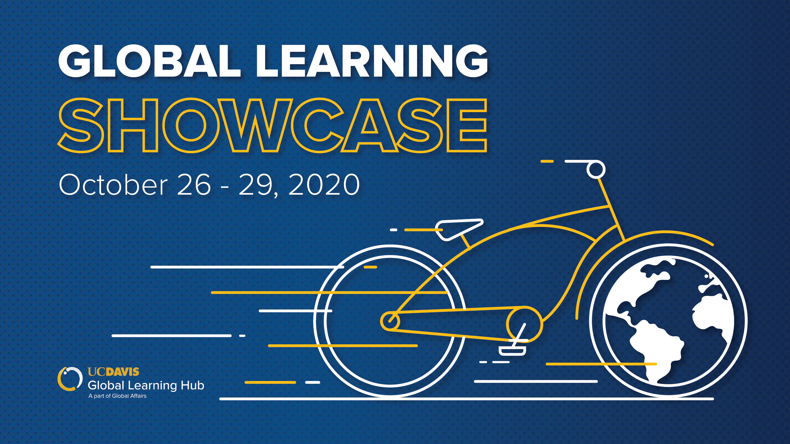 Global Learning Showcase - Postcard